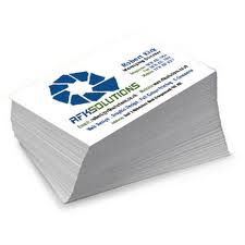 Business Cards, Visiting Cards