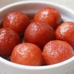 gulab jamun - Sweets